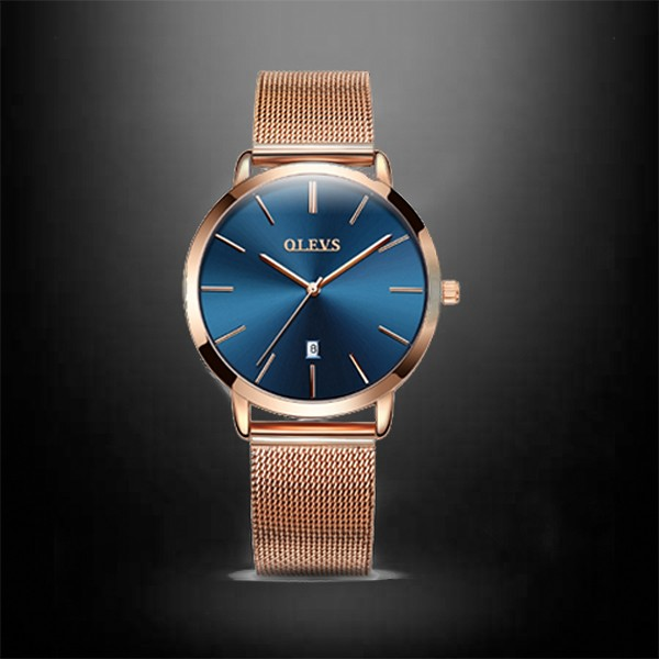 Ultra thin Ladies Watch Brand