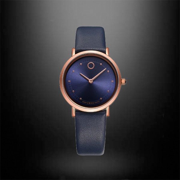 IBSO 7.6MM Ultra-Thin Women Watches