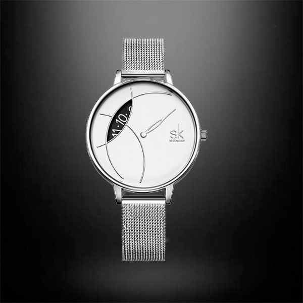 Shengke Creative Quartz Watch