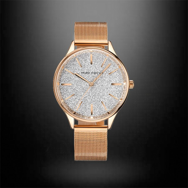 MINI FOCUS Fashion Quartz Watch
