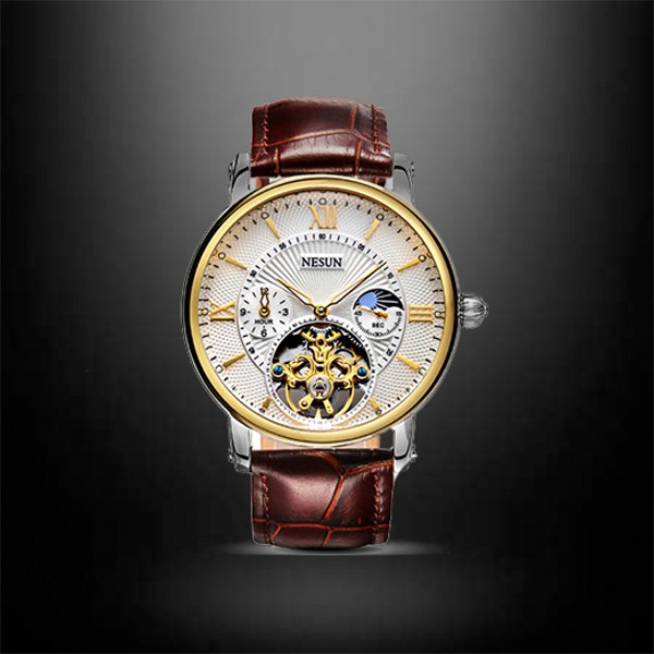 Nesun Tourbillon Moon Phase