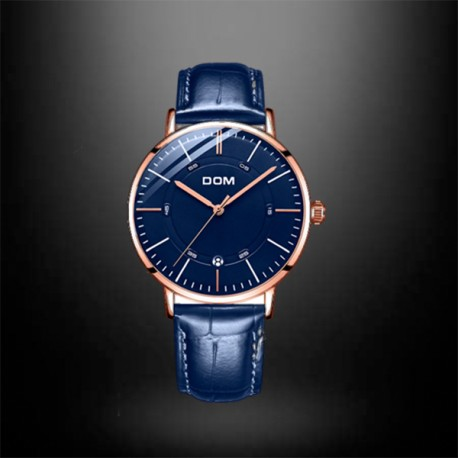 DOM Mens Watches Top Brand